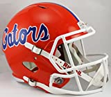 NCAA Florida Gators Full Size Speed Replica Helmet, Orange, Medium