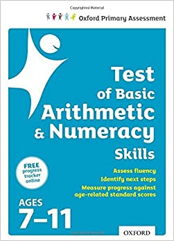 Book Test of Basic Arithmetic and Numeracy Skills by Charles Hulme (2016-01-07)