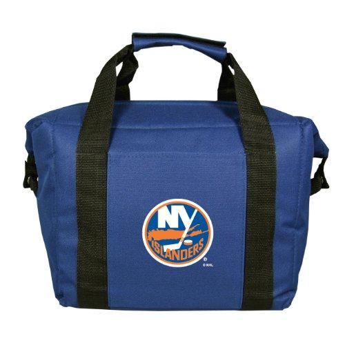 NHL New York Islanders Soft Sided 12-Pack Cooler Bag by Kolder