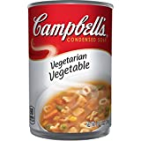 Campbell's Condensed soups—Made for Real, Real Life. From Chicken Noodle to Tomato and everything in between, we make delicious soups with quality, farm-grown ingredients in flavors you and your family know and love. Whether Campbell's Condensed soup...