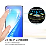 Forefront Cases Tempered Glass Screen Protector for Vivo S1 Pro [2 Pack] | Guard Film Cover | Shock, Fingerprint & 9H Scratch Resistant | Crystal Clear HD Clarity Ultra-Thin 0.3mm & High-Response