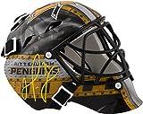 Matt Murray Pittsburgh Penguins Autographed Mini Goalie Mask - Fanatics Authentic Certified - Autographed NHL Helmets and Masks