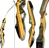 Spyder Takedown Recurve Bow & arrow by Southwest Archery USA | weights 20...