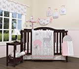 Boutique Deer Family 13 Piece Nursery CRIB BEDDING SET