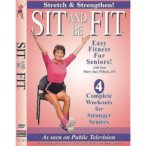 Mary Morris Chair Aerobics: Chair Exercises For Seniors: Amazon.com