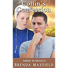 Amish Romance: Collin's Confession (Willa's Story Book 3)