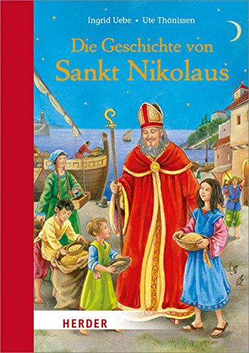Die Geschichte von Sankt Nikolaus: Miniausgabe