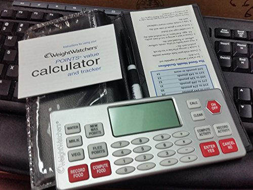 2003 Weight Watchers Calculator with flex ()