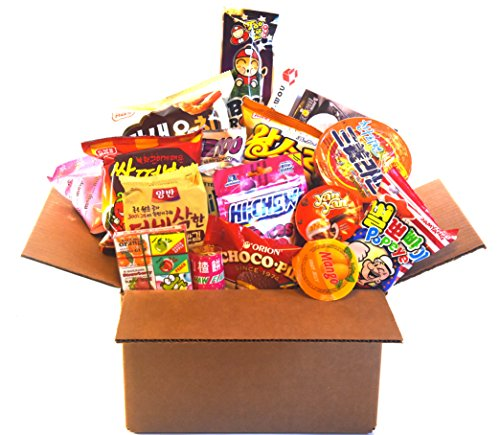 Deluxe Asian Snack Box (20 Count) | Variety Assortment of Japanese Candy Korean Snacks and More! | College Care Package | Gift Care Package (B071RBWCSQ)  sc 1 st  BayShop.com & Deluxe Asian Snack Box (20 Count) | Variety Assortment of Japanese ... Aboutintivar.Com