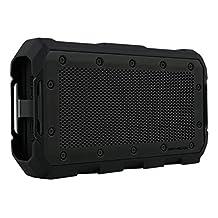 Braven BRVBLDBB BRV-Blade Waterproof Bluetooth Speaker, Black