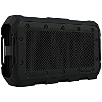 Braven BRV-BLADE Wireless Portable Bluetooth Speaker [22 Hour Playtime][Waterproof] 4000 mAh Power Bank Charger - Black