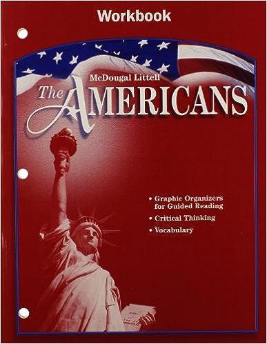 Amazon.com: The Americans: Workbook Survey (9780618175710 ...