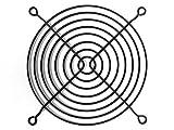 120mm Wire Fan Grill - Black - 10 pack