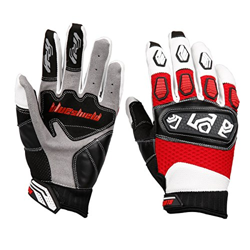 Onway Motorcycle Riding Cycling Full Finger Gloves Outdoor Sports Men Summer Spring Bicycle Gloves Touch Screen