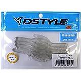 DSTYLE(ディスタイル) ルアー フーラ 2.5 シルバーシャッド