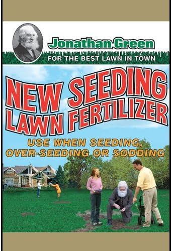 Jonathan Green New Seeding Lawn Fertilizer