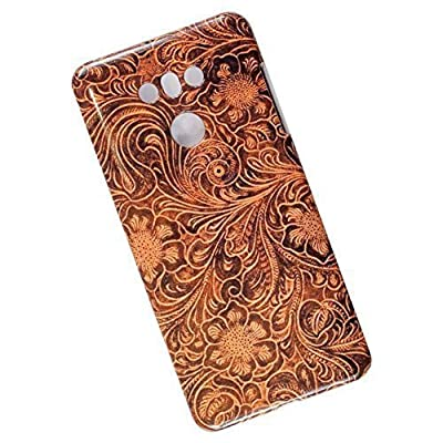 Slim Phone Case for LG G6. Vintage Style.