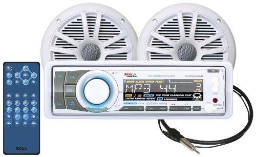 Boss Audio Boss MCK752WB.6 Combo Kit Includes MR752UAB Recei
