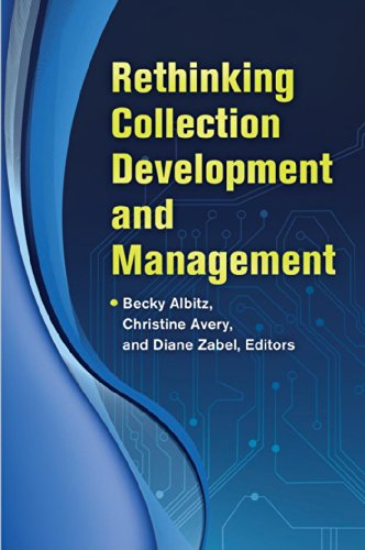 Download Rethinking Collection Development and Management Pdf