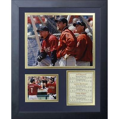 "Legends Never Die ""Houston Astros Killer B's"" Framed Photo Collage, 11 x 14-Inch by Legends Never Die"