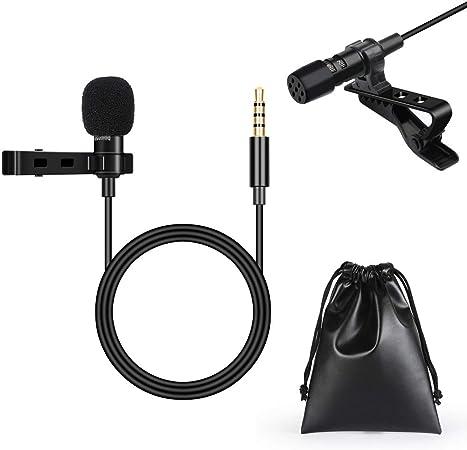 FOONEE Micrófono de Contacto, micrófono de Condensador ...