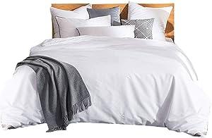 THXSILK Silk Comforter for Winter with Cotton Shell, Silk Filled Comforter,Silk Quilt, Silk Duvet -Ultra Soft, Light Weighted-100% Top Grade Mulberry Silk, King Size, White
