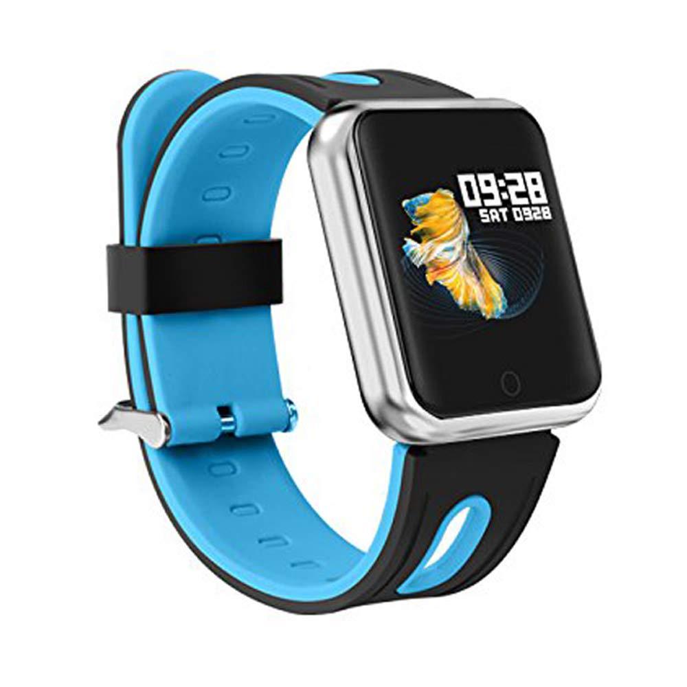 Amazon com: Blood Pressure Smart Watch,MeiLiio Smart Wrist