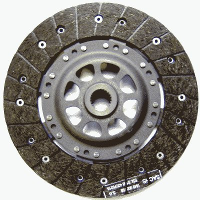 ZF SRE 881864 999526 Clutch Disc: