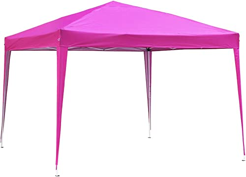 Diophros 10x10FT Pop up Canopy Tent