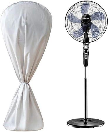 Zoomlie Housse de Ventilateur /électrique Anti-poussi/ère en Tissu pour la Maison a 50 cm
