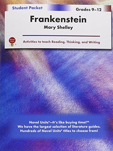 Frankenstein - Student Packet by Novel Units (Frankenstein Teacher Guide)
