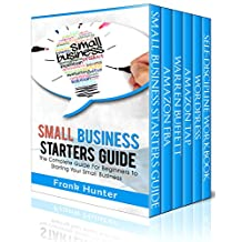 Passive Income  6 in 1 Box Set: Small Business Starters Guide, Amazon FBA, Warren Buffett, Amazon Tap, WordPress, Self-Discipline Workbook