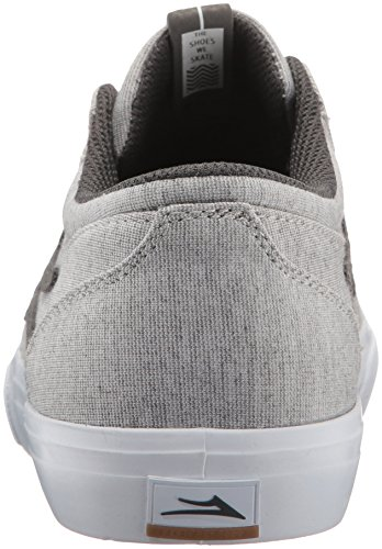 Lakai Textile Griffin Grey Suede MS317 Grey r8A0wrq
