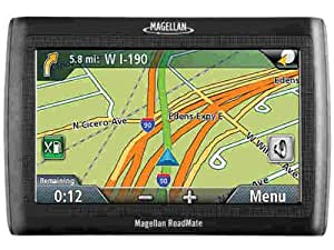 Magellan RoadMate 1424 4.3-Inch Widescreen Portable GPS Navigator