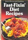 Fast-Fixin' Diet Recipes, , 0696017555