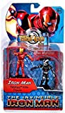 Marvel Heroclix Iron Man 3 Tabapp Elite (pack Of 2)