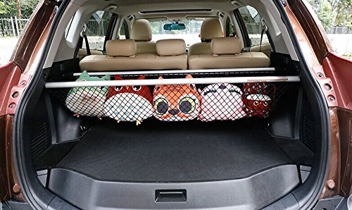 - Kaungka Cargo Net Tray Nylon for 13-17 Toyota Rav4