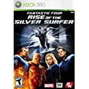 Fantastic 4: Rise of the Silver Surfer - Xbox 360