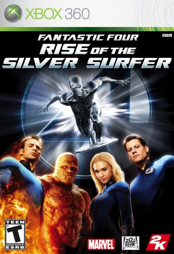 51CkYmPNR8L - Fantastic 4: Rise of the Silver Surfer