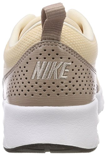 NIKE Diffused Air Baskets Basses Thea Ice Black Femme Taupe Guava Guava Ice Multicolore 804 Max BBrdAwq