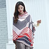 Women's Gift Scarf New Retro Style Silk Scarf Spring Summer Autumn/Winter Girls Leisure Travel Neckerchief Beach Sun Protection Anti-UV Scarf Lady Long Shawl 90 180cm (Color : 02)