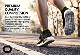 Ankle Compression Running Socks for Men & Women