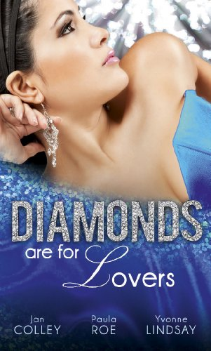 book cover of Diamonds are for Lovers