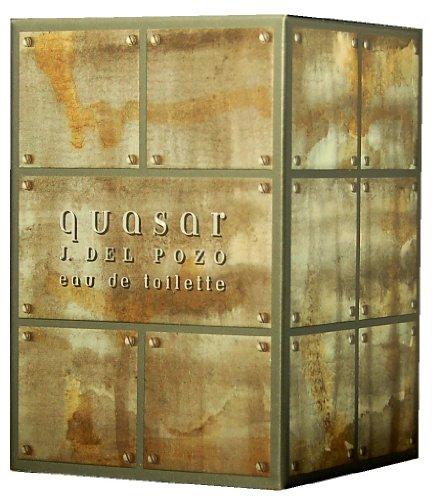 Quasar By Jesus Del Pozo Mens Eau De Toilette (EDT) Spray 4.2 Oz