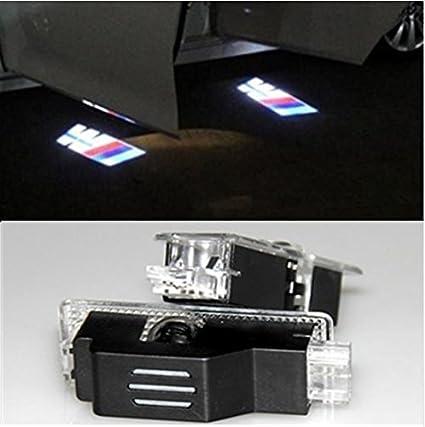 easybuyrpc® Proyector Logo LED en el suelo iluminación de cortesía ...