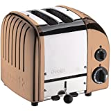Dualit Classic 2-Slot Toaster - Copper