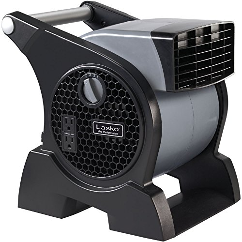 Lasko High Velocity Fan - Lasko Cooling 4905 4905LASKO HV Utility Fan, 13.5lbs
