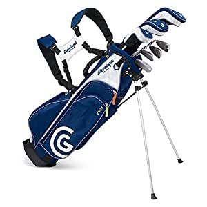 Amazon.com: Cleveland Golf Junior Set (Medium, Right Hand ...