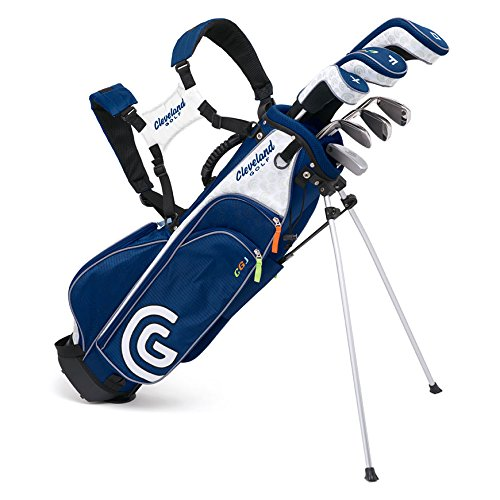 Cleveland Golf Junior Set (Large, Right Hand, Junior (Putter Wedge Golf Club Set)