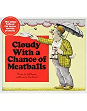 Cloudy with a Chance of Meatballs (1 Paperback/1 CD)